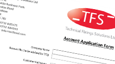 TFS Account Application Form